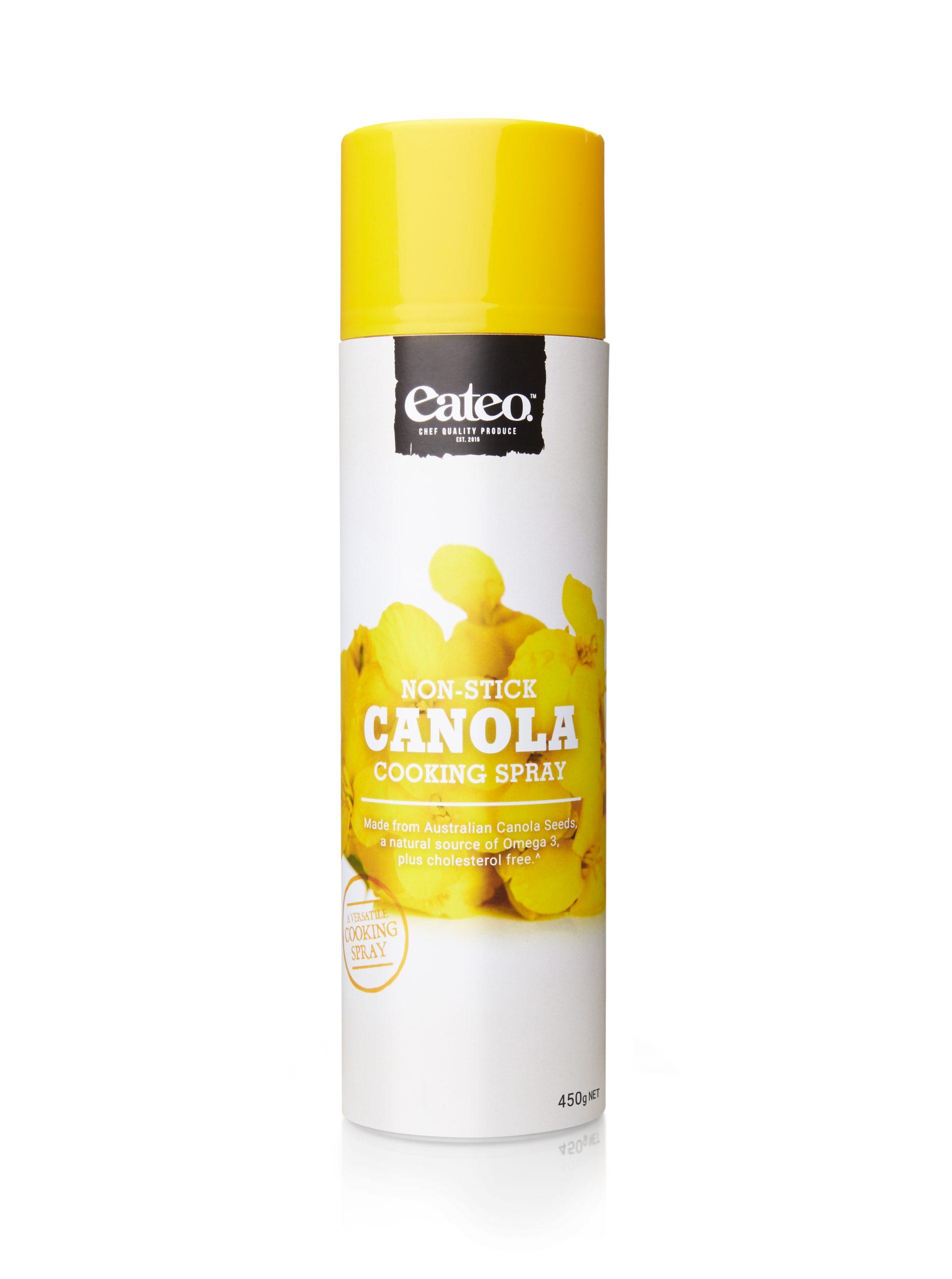 Canola Cooking Spray