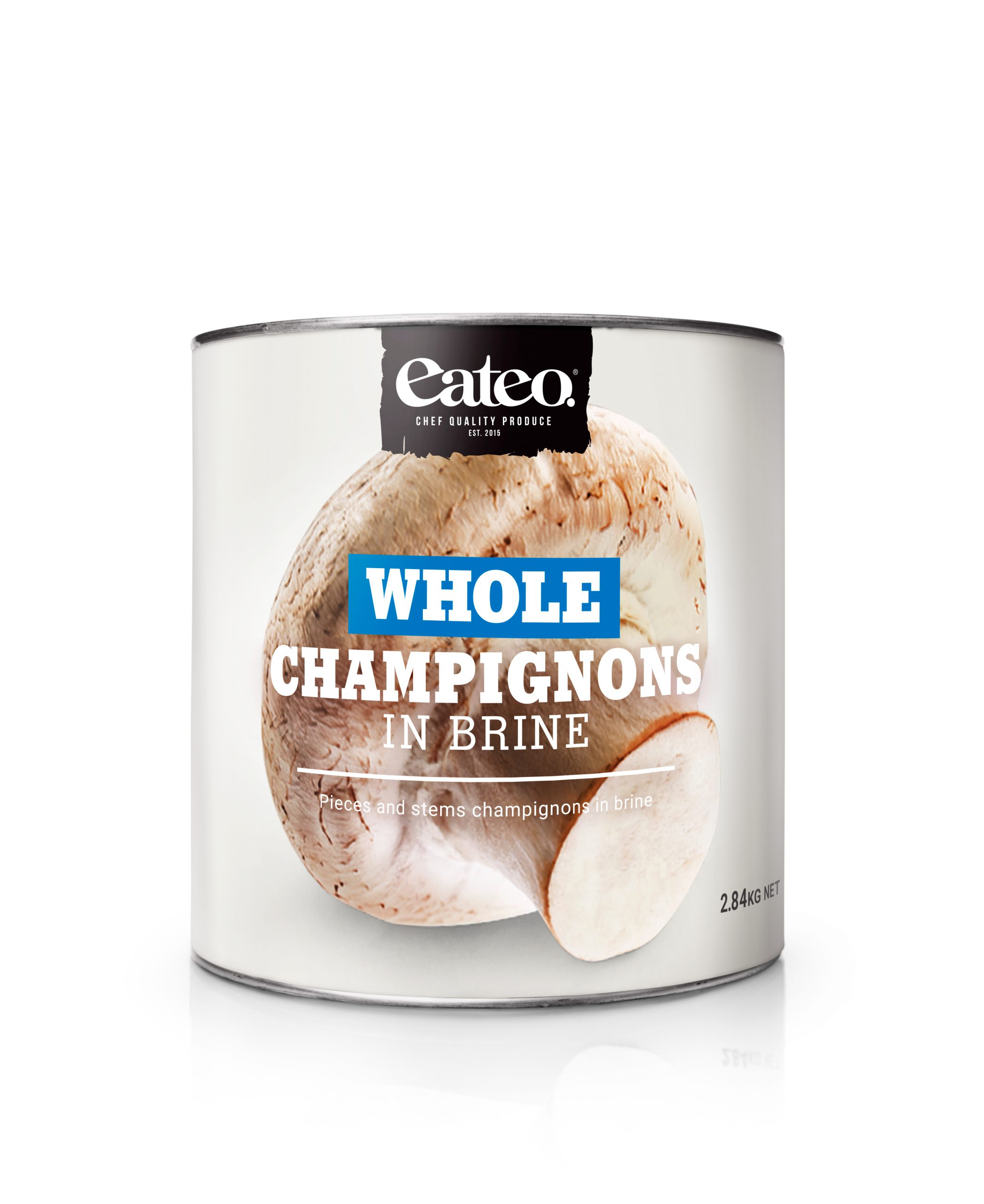 Champignons Whole in Brine