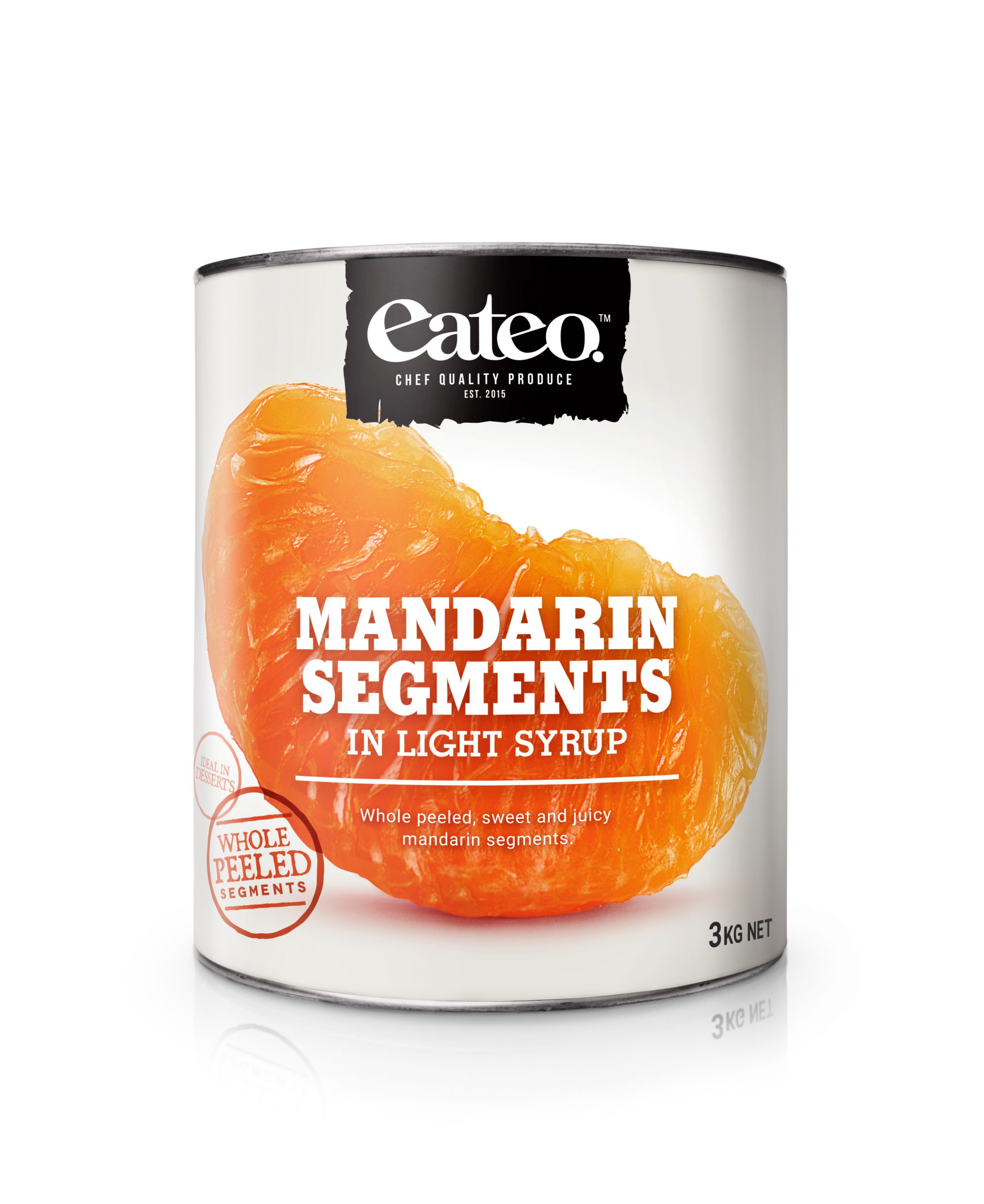 Mandarin Segments In Light Syrup