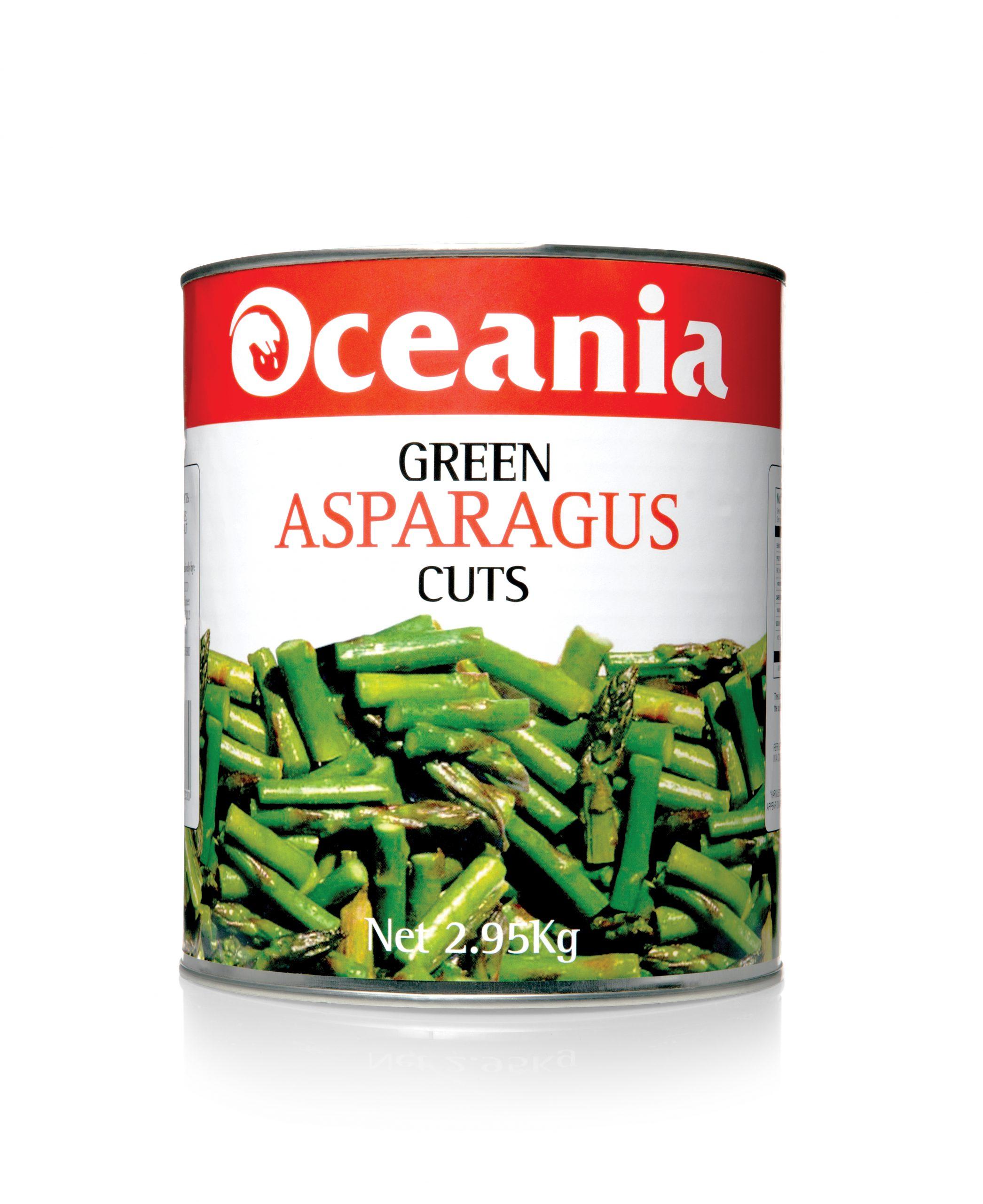 Asparagus Cuts