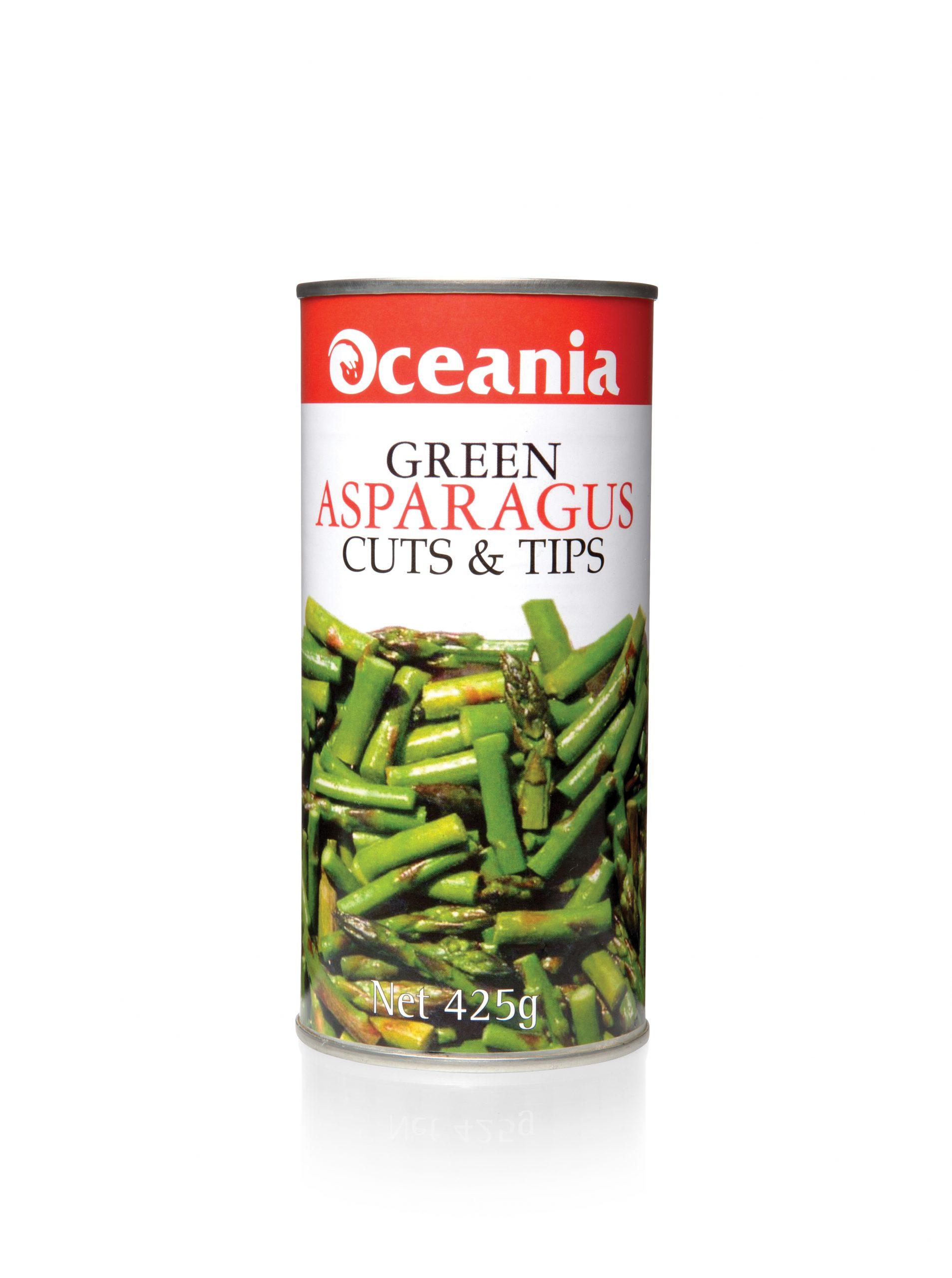 Asparagus Cuts & Tips