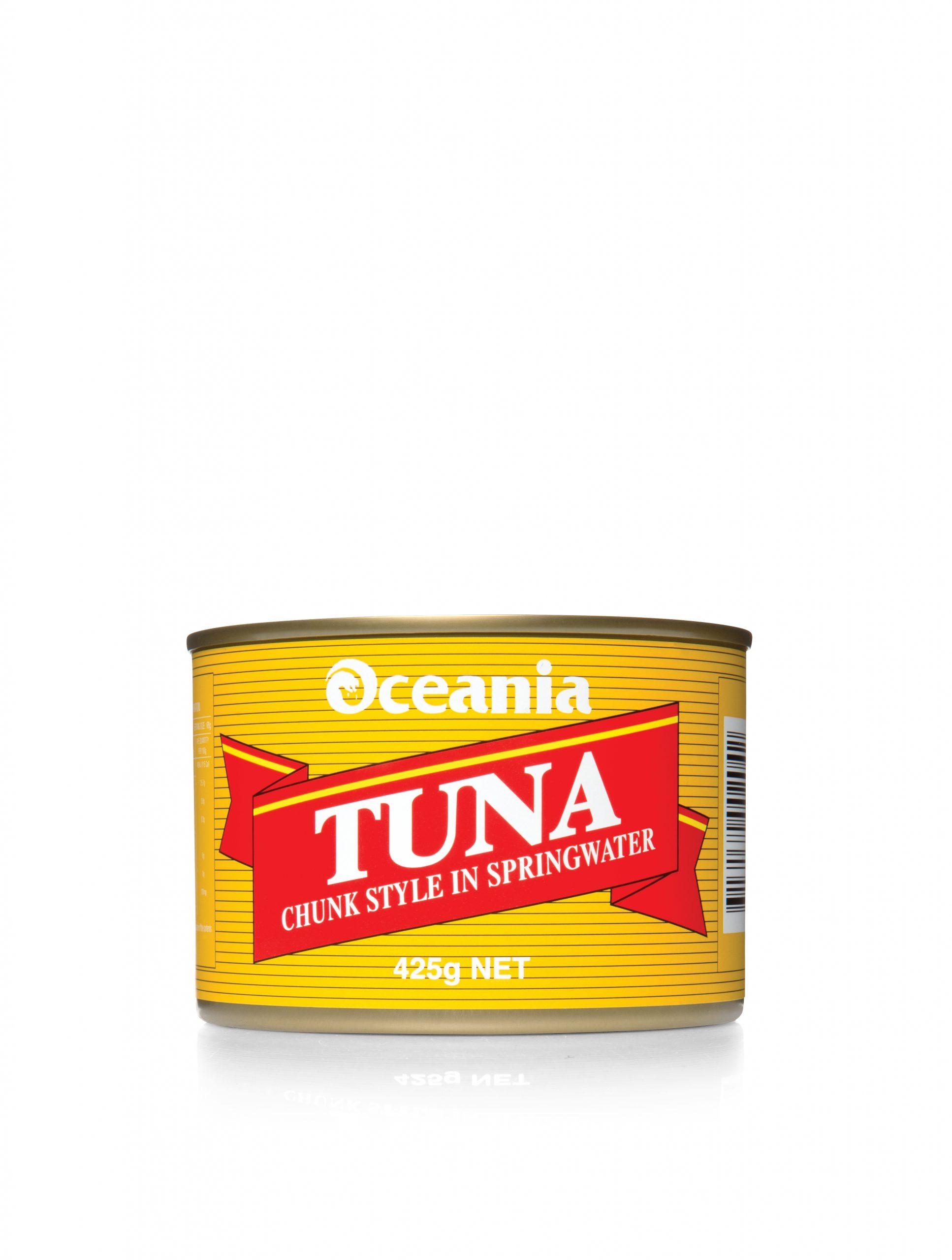 Tuna Chunks In Springwater
