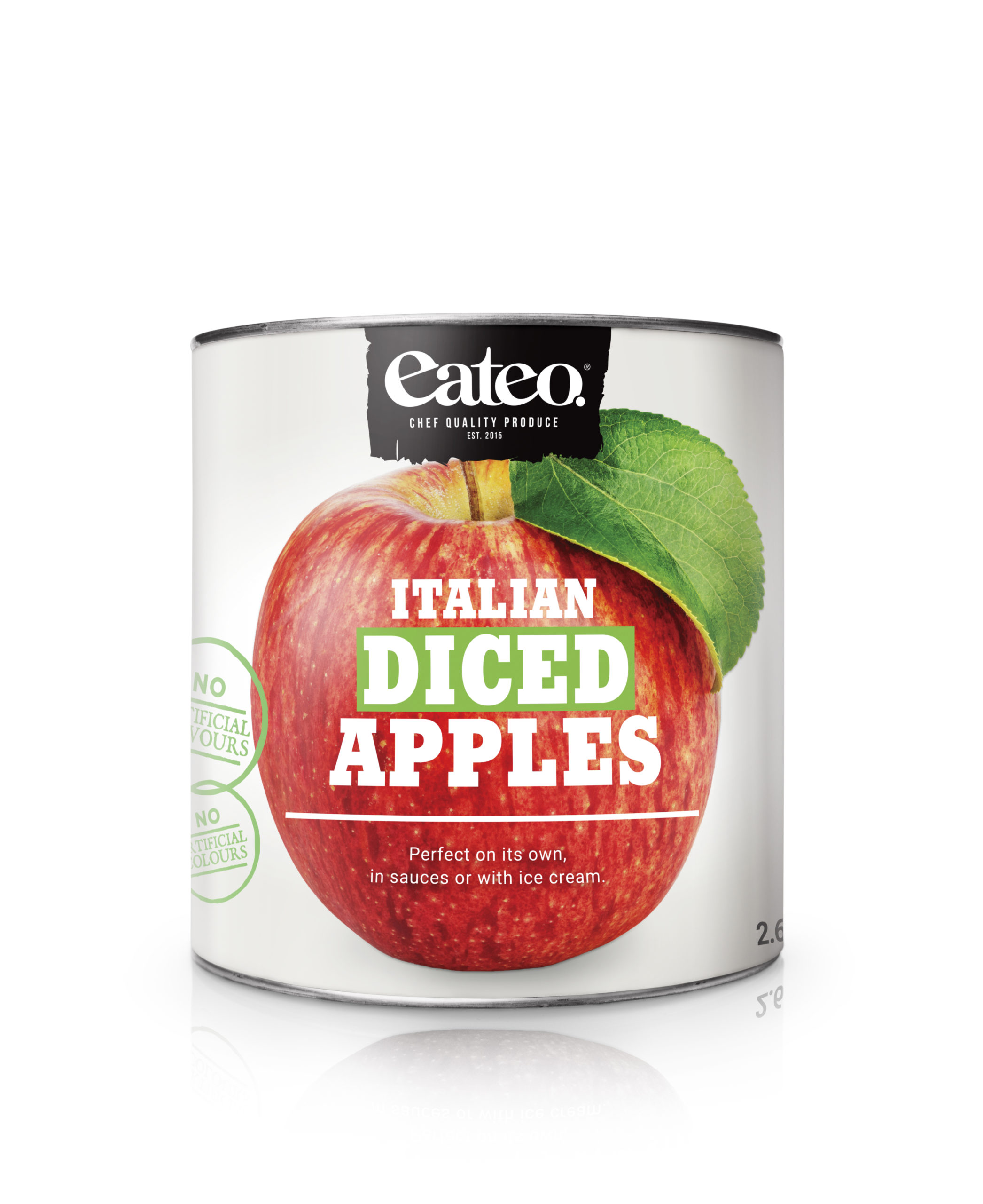 Italian Diced Apples